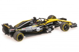 Renault Sport Formula One Team Nico Hulkenberg Showcar 2018 1:43 Model