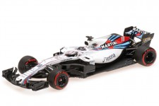 WILLIAMS FW40 Formula 1 2018 L. Stroll - Minichamps Escala 1:43 (417180018)