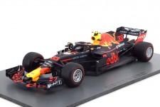 RED BULL Racing RB14 Formula 1 GP Australia 2018 Max Verstappen - Spark Escala 1:18 (18s348)