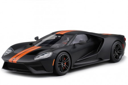 FORD GT 2017 - Top Speed Escala 1:18 (TS0092)