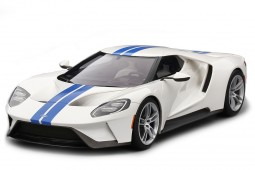 FORD GT 2017 - Top Speed Scale 1:18 (TS0093)