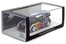 FORD Fiesta WRC Ganador Rally Monte Carlo 2018 S. Ogier / J. Ingrassia - Spark Models Escala 1:43 (s5951)