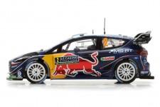 FORD Fiesta WRC Rally Monte Carlo 2018 E. Evans / D. Barritt - Spark Escala 1:43 (s5952)