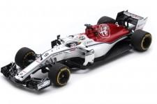 SAUBER C37 Ferrari GP Bahrain 2018 M. Ericsson - Spark Escala 1:43 (s6054)