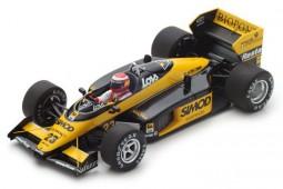 MINARDI M187 Formula 1 GP US 1987 Adrian Campos - Spark Scale 1:43 (s4305)