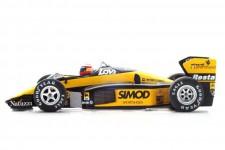 MINARDI M187 Formula 1 GP US 1987 Adrian Campos - Spark Escala 1:43 (s4305)