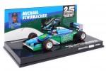 BENETTON B194 Ford Demostracion GP F1 Belgica 2017 M. Schumacher - Minichamps Escala 1:43 (517941705)