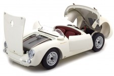 PORSCHE 550A Spyder Edition 70 years Porsche - Schuco Escala 1:18 (450033300)