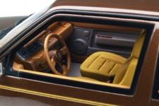 RENAULT SUPER 5 Baccara 1984 - OttoMobile Escala 1:18 (OT764)