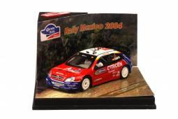 CITRÖEN XSARA WRC - nº4 Rally México 2004 - C. Sainz / M. Marti