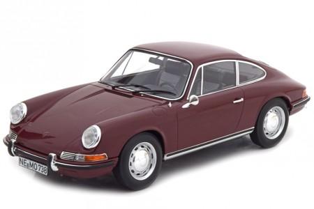 PORSCHE 911 T 1969 - Norev Escala 1:18 (187630)