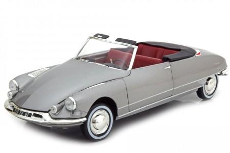 CITROEN DS 19 Cabriolet 1961 - Norev Escala 1:18 (181598)