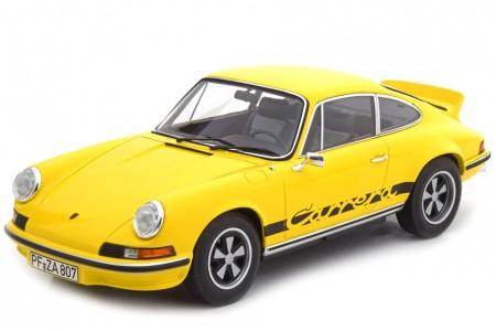 PORSCHE 911 RS 2.7 Touring 1973 - Norev Escala 1:18 (187638)