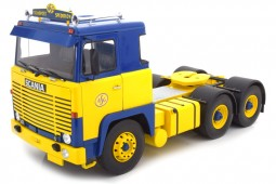 SCANIA LBT 141 ASG Tractor 1976 - Road Kings Escala 1:18 (RK180011)