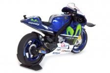 YAMAHA YZR-M1 MotoGP 2016 Jorge Lorenzo - Minichamps Escala 1:18 (182163099)