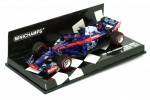 TORO ROSSO Honda STR13 Formula 1 2018 B. Hartley - Minichamps Escala 1:43 (417180028)