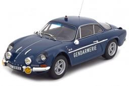 RENAULT Alpine A110 1600S Policia 1971 - Norev Escala 1:18 (185301)