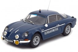 RENAULT Alpine A110 1600S Policia 1971 - Norev Scale 1:18 (185301)