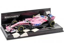 FORCE INDIA VJM11 GP Formula 1 China 2018 E. Ocon - Minichamps Scale 1:43 (417180031)
