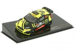 FORD Fiesta RS WRC Ganador Rally Monza 2017 V. Rossi / C. Cassina - Ixo Models Escala 1:43 (RAM658)