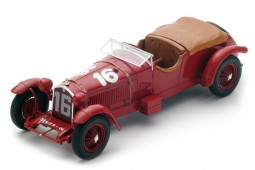 ALFA ROMEO 8C 2300 LM Ganador LeMans 1931 L. Howe / Sir H. Birkin - Spark Escala 1:18 (18LM31)