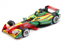 AUDI Abt Schaeffler Campeon Formula E 2016/2017 Lucas di Grassi - Spark Escala 1:18 (18FE03)