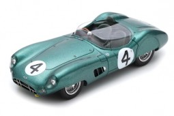 ASTON MARTIN DBR LeMans 1959 S. Moss / J. Fairman - Spark Scale 1:43 (s2438)