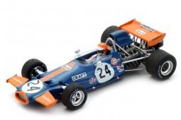 BRABHAM BT33 GP Formula 1 USA 1971 Chris Craft - Spark Escala 1:43 (s5268)