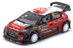 CITROEN C3 WRC Rally Suecia 2018 M. Otsberg / T. Eriksen - Spark Escala 1:43 (s5965)