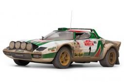 LANCIA Stratos HF 2nd Rally San Remo 1976 S. Munari / S. Maiga - SunStar Scale 1:18 (4628)