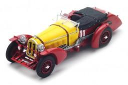 ALFA ROMEO 8C Ganador 24h Le Mans 1933 R. Sommer / T. Nuvolari - Spark Escala 1:43 (43LM33)