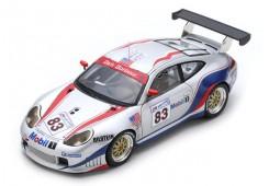 PORSCHE 911 (996) GT3 R 24h Le Mans 2000 L. Luhr / B. Wollek / D. Muller - Spark Scale 1:43 (s5525)