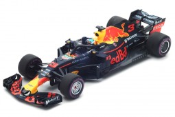 RED BULL RB14 Winner GP Formula 1 Monaco 2018 Daniel Ricciardo - Spark Scale 1:43 (s6064))