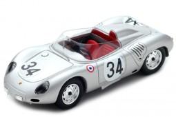 PORSCHE 718 RSK 24h Le Mans 1959 E. Barth / W. Seidel - Spark Scale 1:43 (s4678)