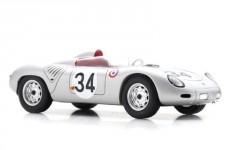 PORSCHE 718 RSK 24h Le Mans 1959 E. Barth / W. Seidel - Spark Escala 1:43 (s4678)