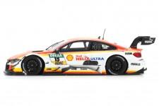 BMW M4 DTM Hockeheimring 2017 Augusto Farfus - Spark Escala 1:43 (SG354)