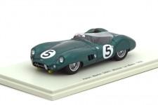 ASTON MARTIN Ganador 24h Le Mans 1959 R. Salvadori / C. Shelby - Spark Escala 1:43 (43LM59)