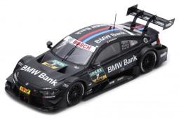 BMW M4 DTM Hockenheim 2017 Bruno Spengler - Spark Scale 1:43 (SG355)