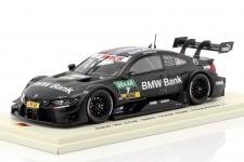 BMW M4 DTM Hockenheim 2017 Bruno Spengler - Spark Escala 1:43 (SG355)