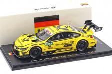 BMW M4 DTM Hockenheim 2017 Timo Glock - Spark Escala 1:43 (SG357)