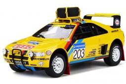 PEUGEOT 405 T16 Ganador Rally Paris Dakar 1990 A. Vatanen / B. Berglund - Otto Escala 1:18 (OT532)