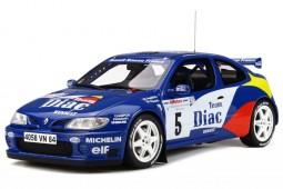 RENAULT Megane Maxi Kit Car Rally Tour de Corse 1996 P. Bugalski / Chiaroni - Otto Scale 1:18 (OT272)