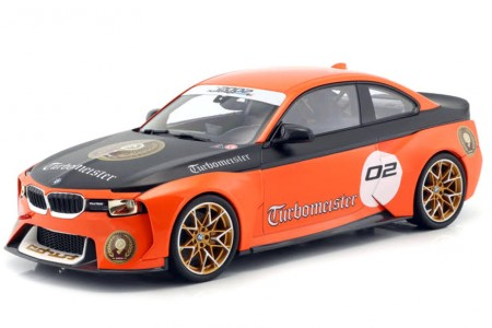 BMW 2002 Hommage Collection Turbomeister 2018 - Norev Scale 1:18 (80432454781)