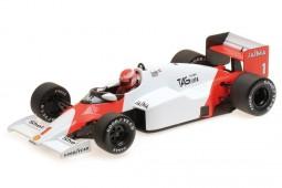 McLaren TAG MP4/2B Formula 1 1985 Niki Lauda - Minichamps Scale 1:18 (530851801)