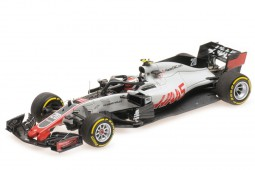 HAAS VF-18 Formula 1 2018 Kevin Magnussen - Minichamps Escala 1:43 (417180020)