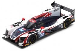 LIGIER JS P217 24H Le Mans 2018 P. Hanson / P. Di Resta / F. Albuquerque - Spark Scale 1:43 (s7010)