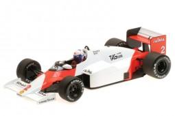 McLaren TAG MP4/2B Campeon del Mundo F1 1985 Alain Prost - Minichamps Escala 1:18 (530851802)