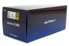 LEXUS LC 500 2017 - AutoArt Escala 1:18 (78873)