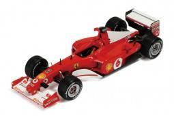 FERRARI F2002 - nº2 - 1º GP Alemania Nurburgring 2002 - Rubens Barrichello