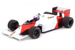 McLaren TAG MP4/2C Campeon del Mundo F1 1986 Alain Prost - Minichamps Escala 1:18 (53861801)